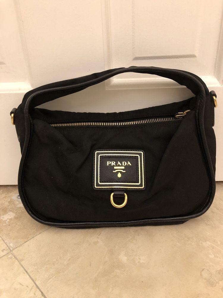 f9b8201c7162 PRADA Nylon Handbag #fashion #clothing #shoes #accessories  #womensbagshandbags (ebay link)