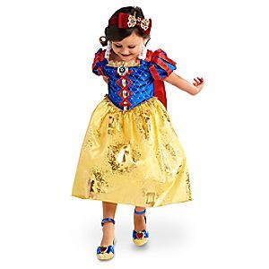 c1723f080ca42 Snow White Costume Collection for Kids | Disney Store She'll be the ...