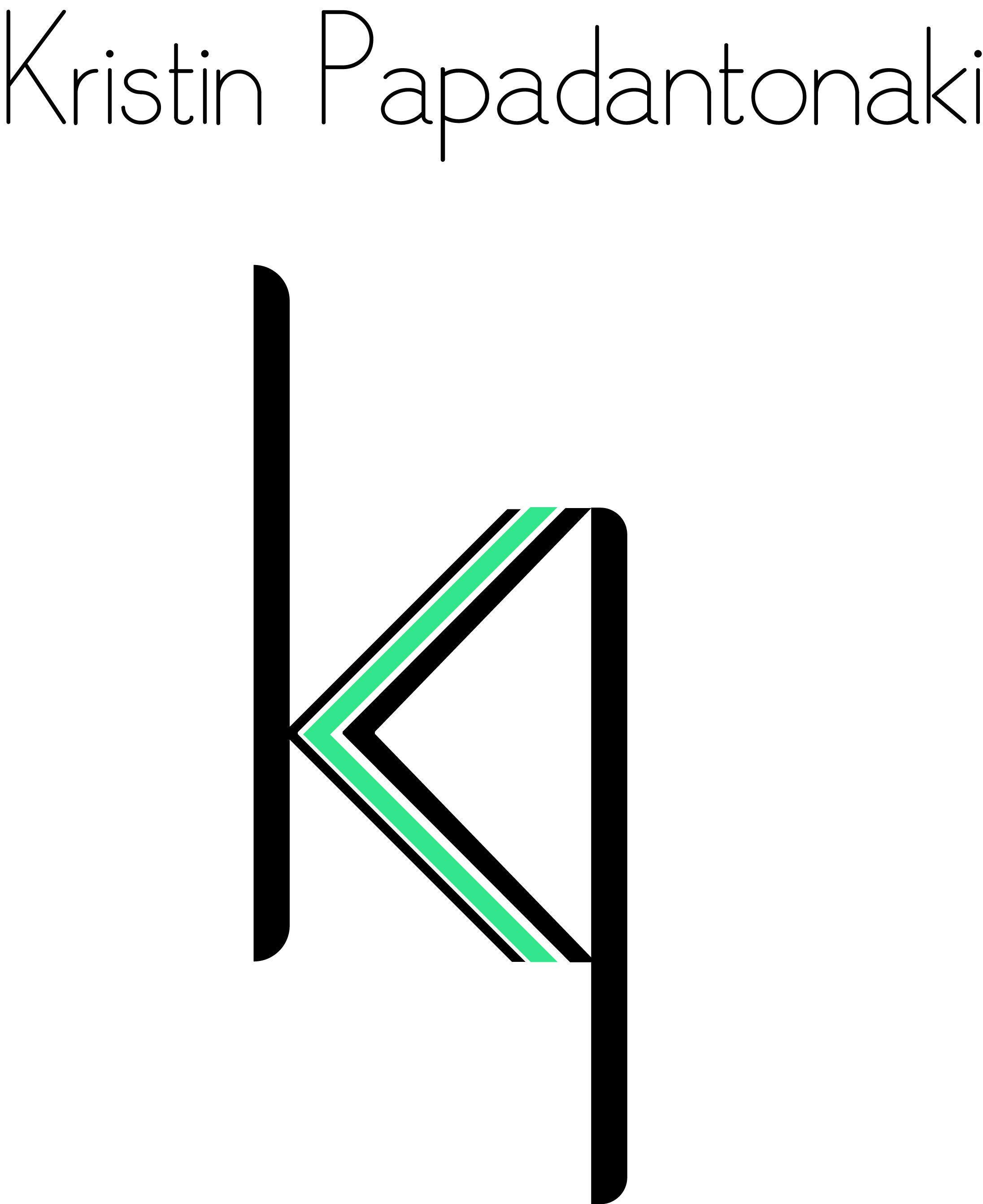 Pk Logo + Pk Logo in 2020 Letter logo design, Logo