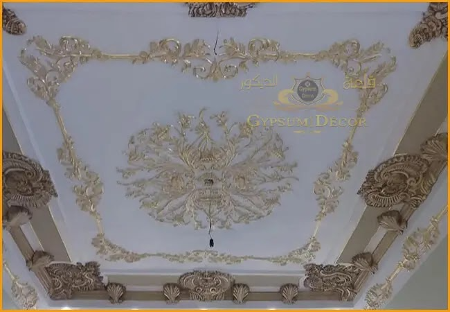 ديكورات جبس اسقف راقيه 2021 Ceiling Decor Modern Decor Gypsum Ceiling