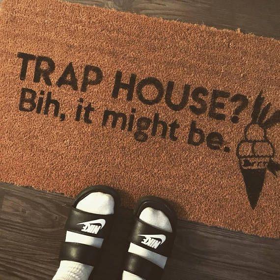 Trap House Doormat