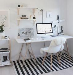 Mooie schagen voor een bureau