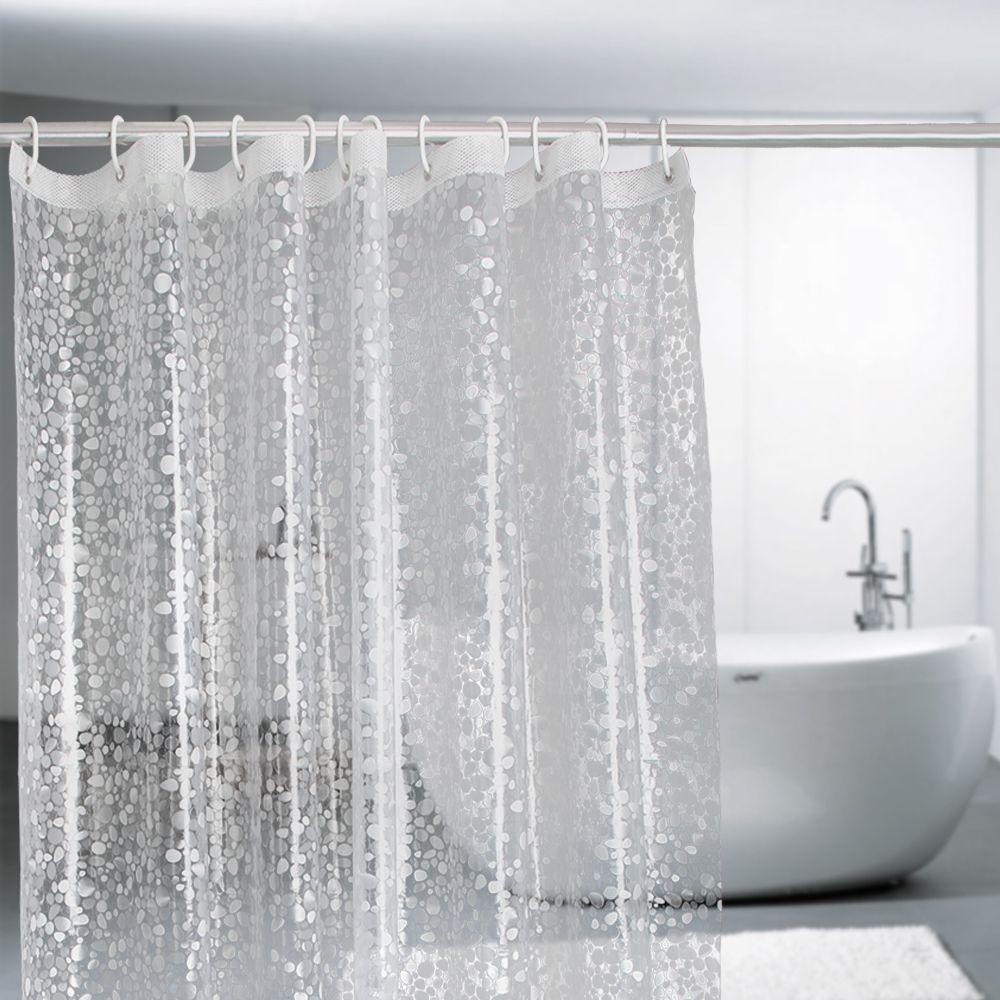 Shower Liner With Magnets Shower Curtain Shower Liner Shower