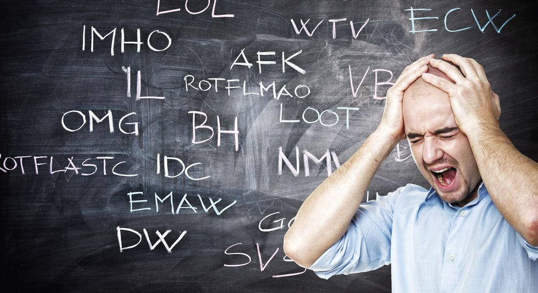30 Trendy Internet Slang Words and Acronyms to Know in ...