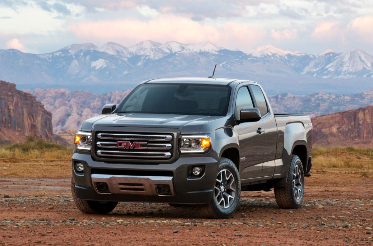 Poll Have The New Gmc Canyon And Chevy Colorado Made You Think Differently About Midsize Pickups Gmc Canyon Canyon Diesel Gmc Vehicles
