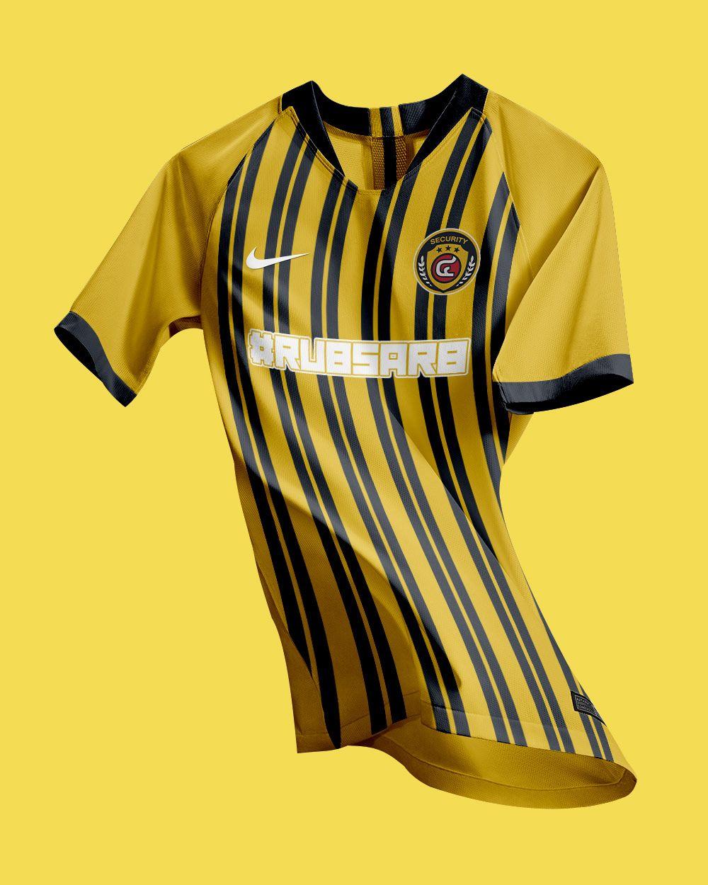 Rubsarb Production Kit Concept On Behance Jersey Design Soccer Uniforms Design Sports Shirts