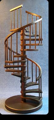 Best 1 12 Handmade Spiral Staircase By Cdhm Artisan Don 400 x 300