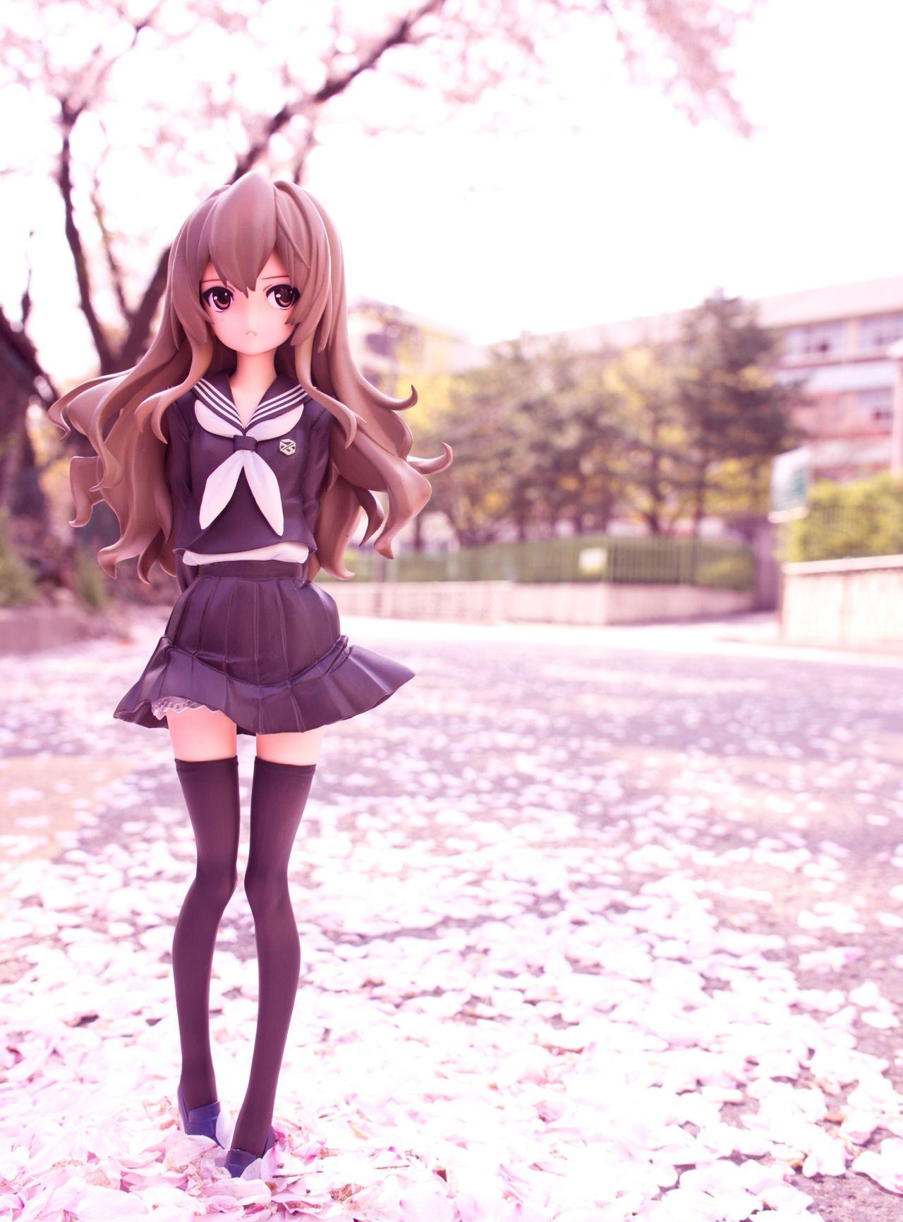Taiga Aisaka ♡ Anime figures, Anime figurines, Toradora