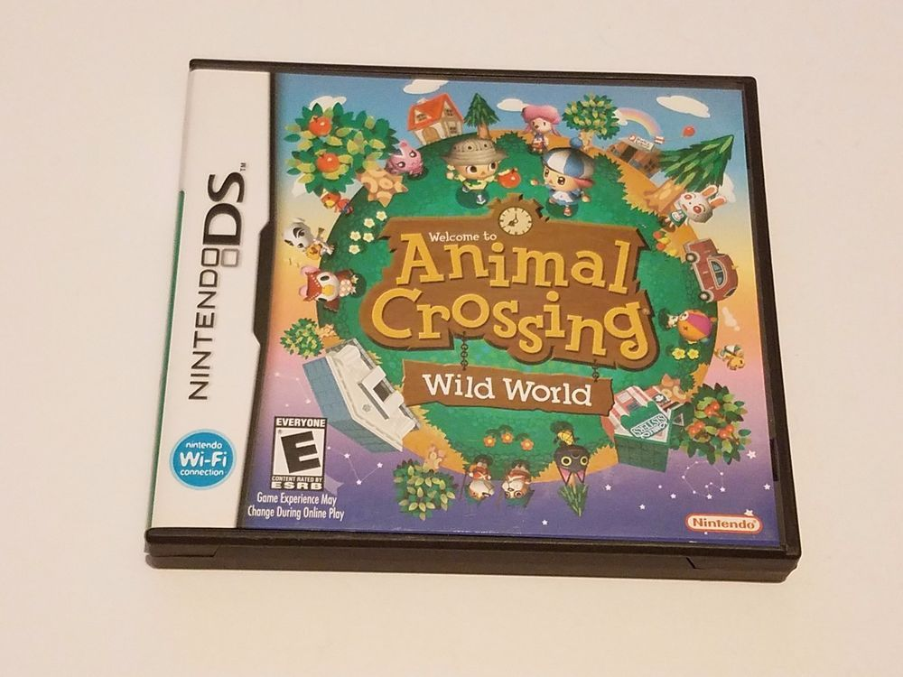 animal crossing nintendo ds complete with manual insert simulation rh pinterest co uk diary girl nintendo ds game manual nintendo ds game manuals download