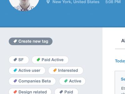 Tags Data Dashboard Dashboard Design App Design