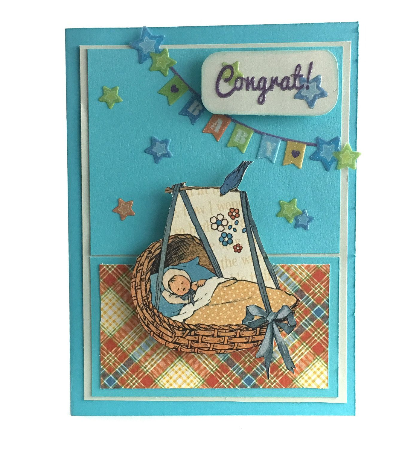 499 Adorable New Baby Card Baby Shower Cards Baby Boy Cards
