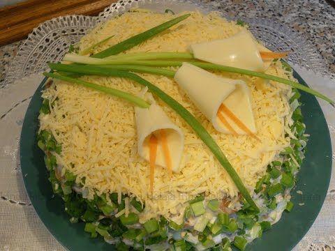 торт из куриной печени с морковью рецепт с фото