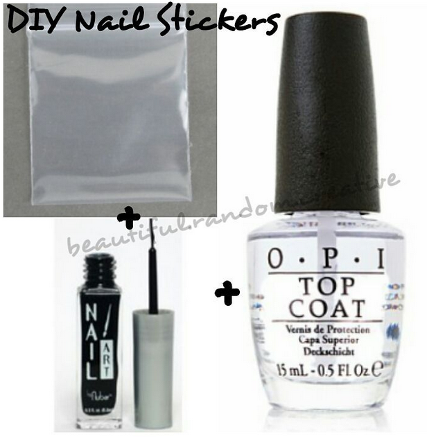 Master The AtHome Manicure With These Nail Hacks Nail Decals - How to make nail decals at home