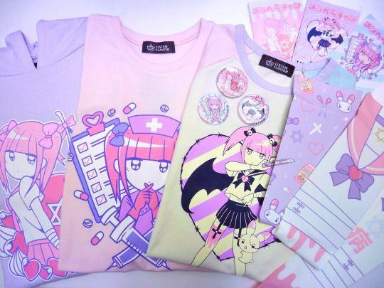Menhera Kawaii Clothes Japanese Fashion Kawaii Fashion