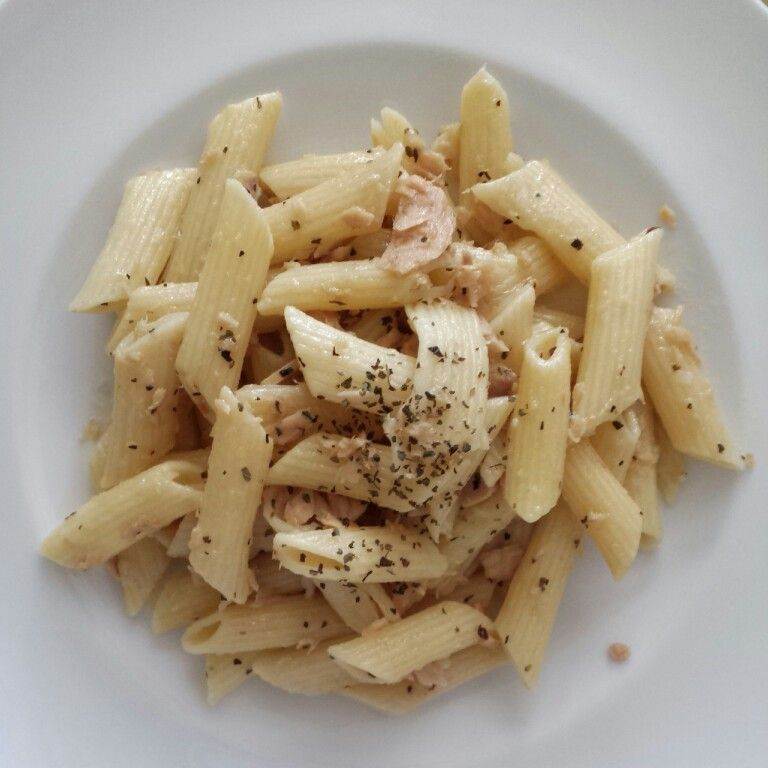 My Tuna Pasta. :)