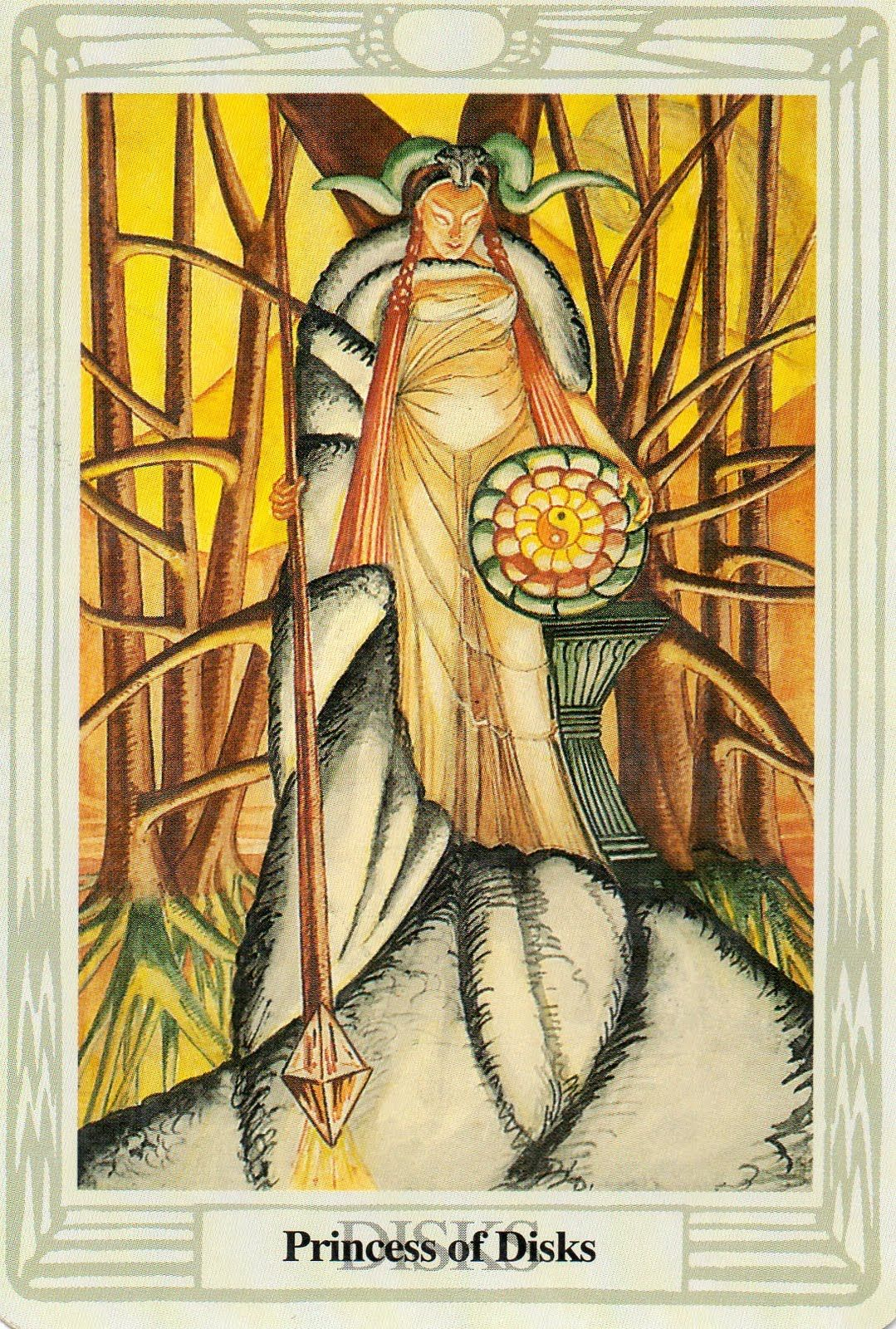 Thoth Tarot: My Favorite Version Of