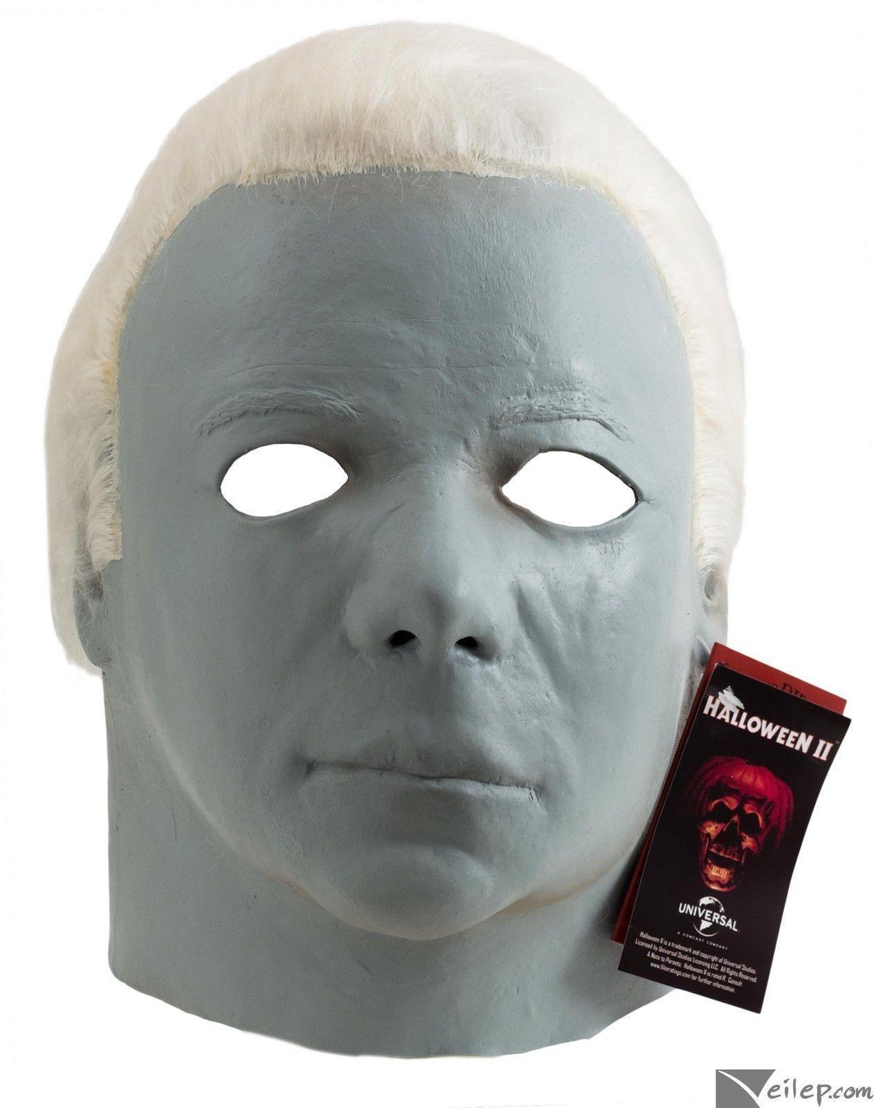 Trick or Treat Studios Halloween II Michael Myers Hospital Mask ...