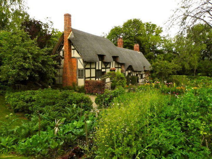 Anne Hathaway's Cottage, Stratford-upon-Avon