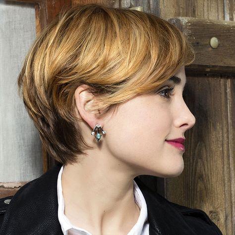 Coiffure cheveux courts COIFF & Co Tendances automne