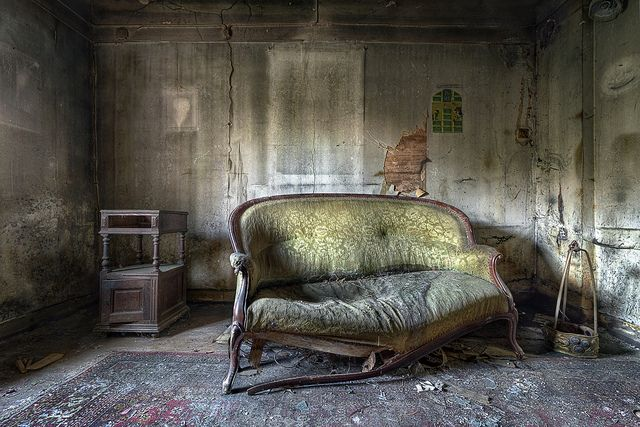 Decayed Lounge   Flickr - Photo Sharing!