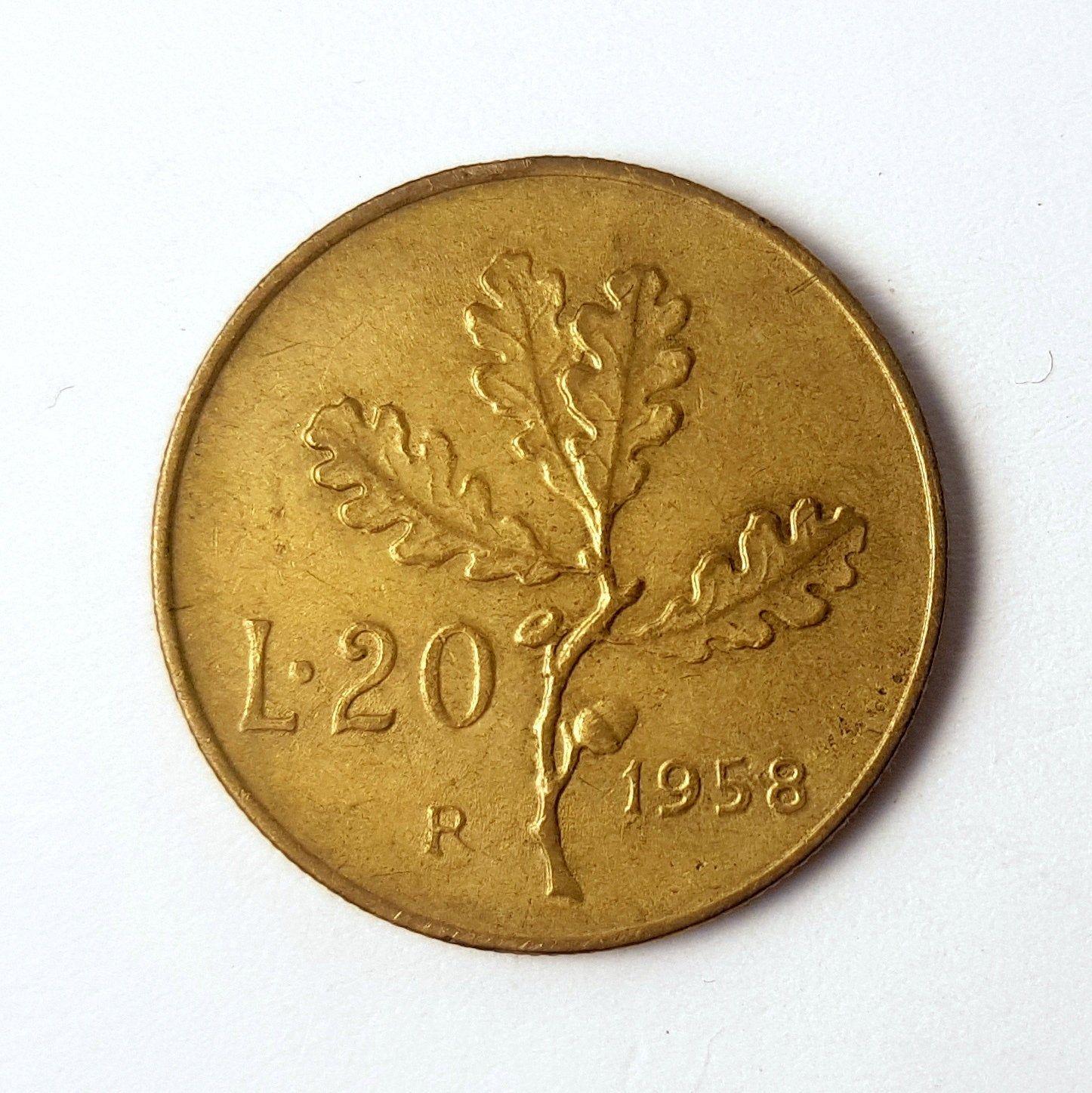 collectible italian coins