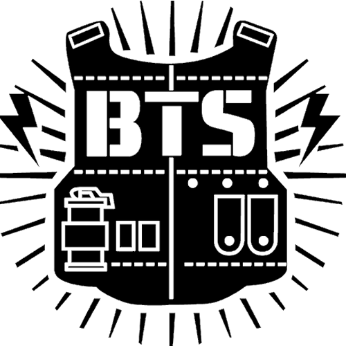 image logo bts