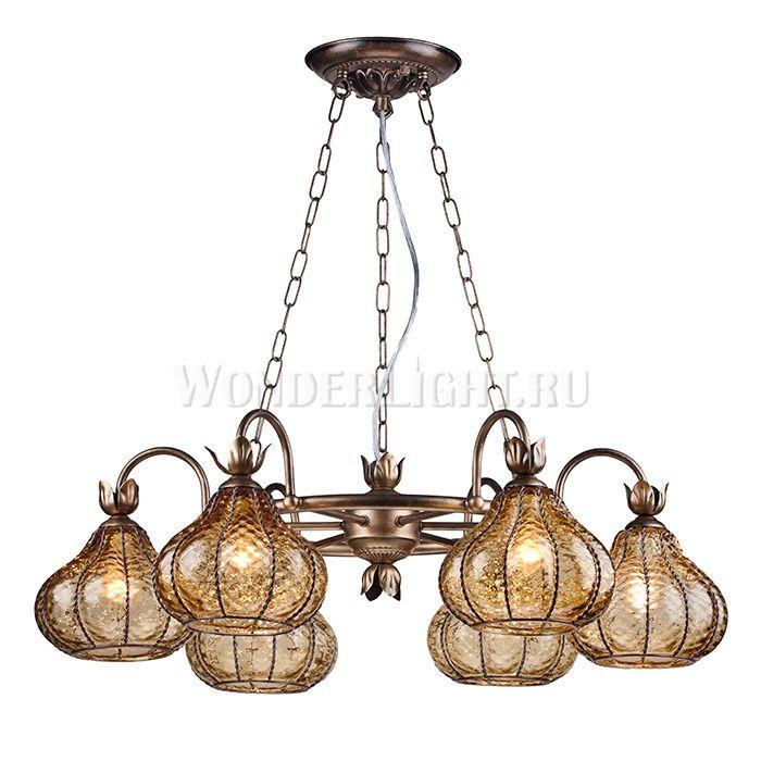 Люстра Arte Lamp  A2235LM-6BG - цена, отзывы в каталоге люстры классические