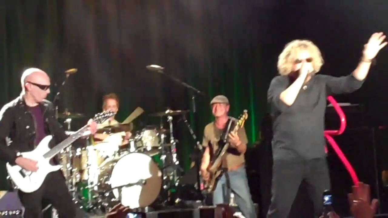 Tribut To Montrose With Sammy Hagar Rock Candy The Regency Ballroom In Music Pictures Rock Music My Music