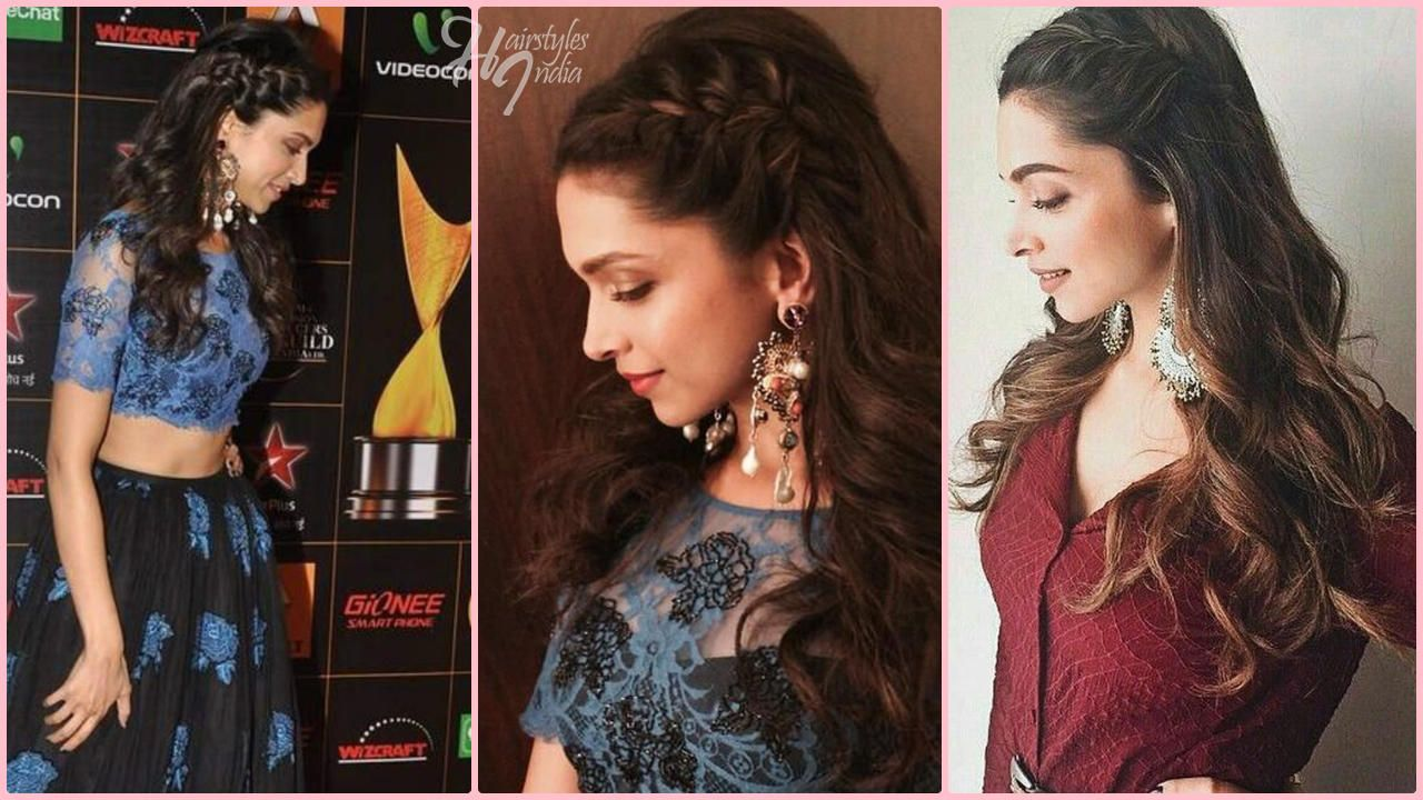 10 New Deepika Padukone Hairstyles To Try In 2018 (With ...
