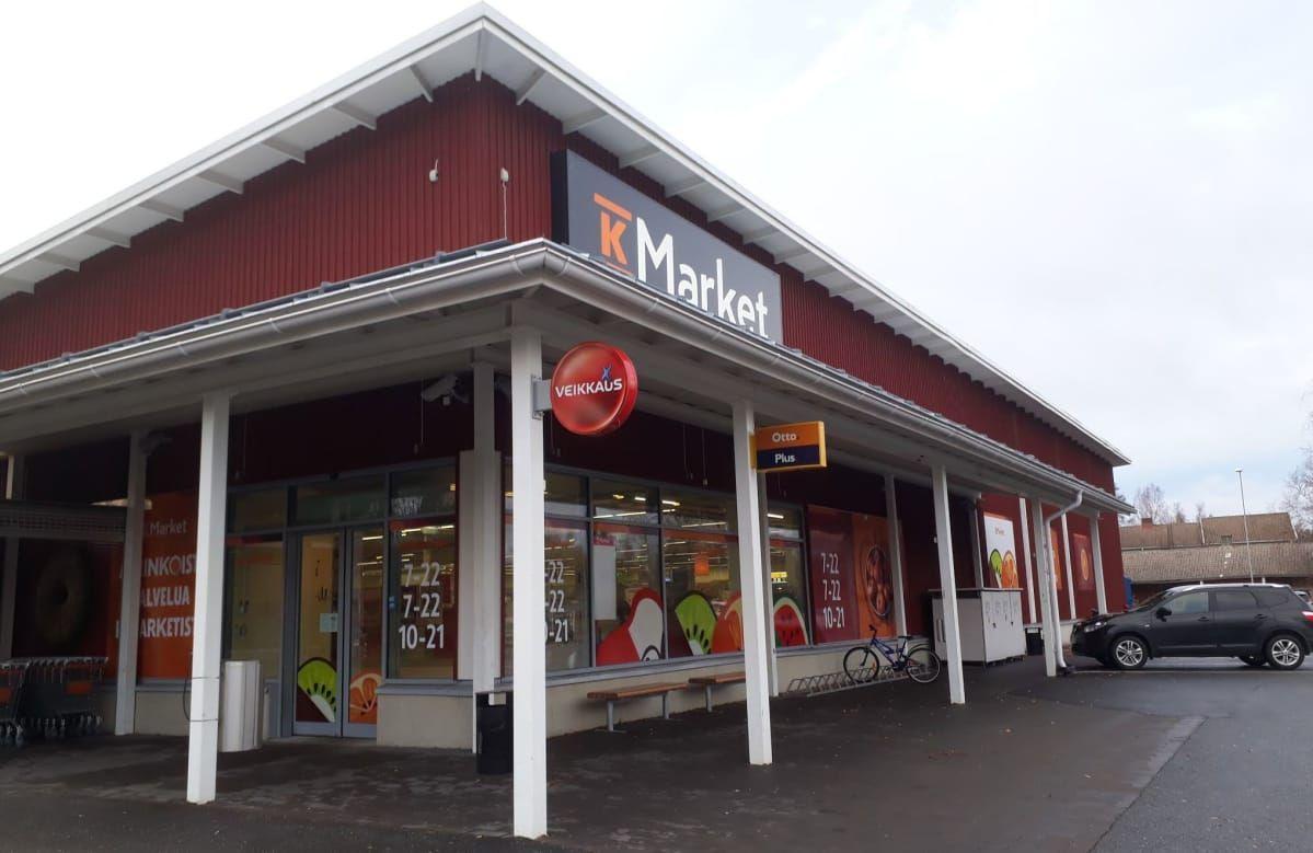 K-Market Merikarvia