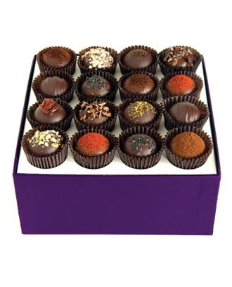 some of the best chocolate i ve ever had mmmmmm want dark chocolate truffle collection gourmet chocolate truffles dark chocolate truffles gourmet chocolate pinterest