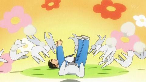 Ore Monogarari!! Ep.4 | Takeo and friends (lol)