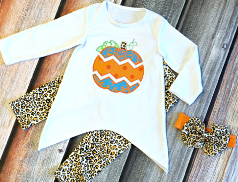 Wild About Fall Pant Set