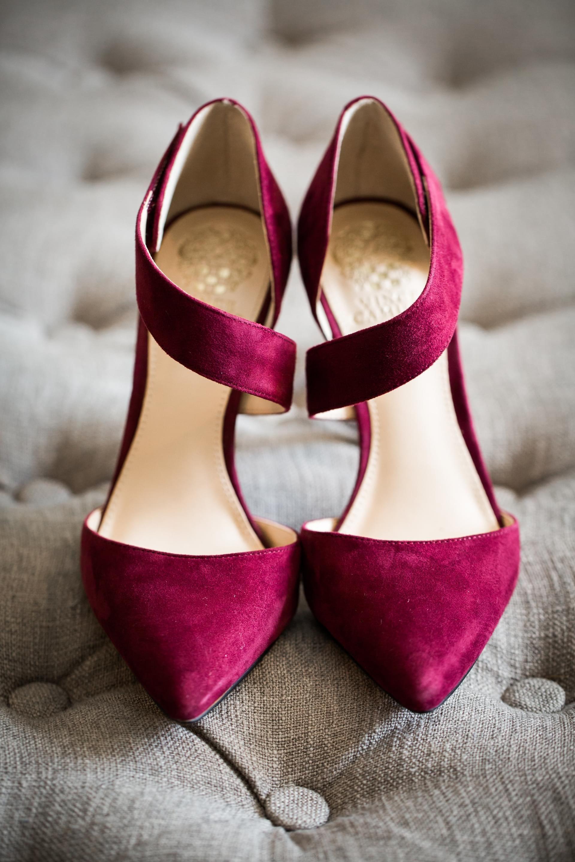 Burgundy Suede Vince Camuto Tacon Punta Del Dedo Del Pie Zapatos De Novia Nyk Cali Burgundy Shoes Fall Wedding Shoes Summer Wedding Shoes