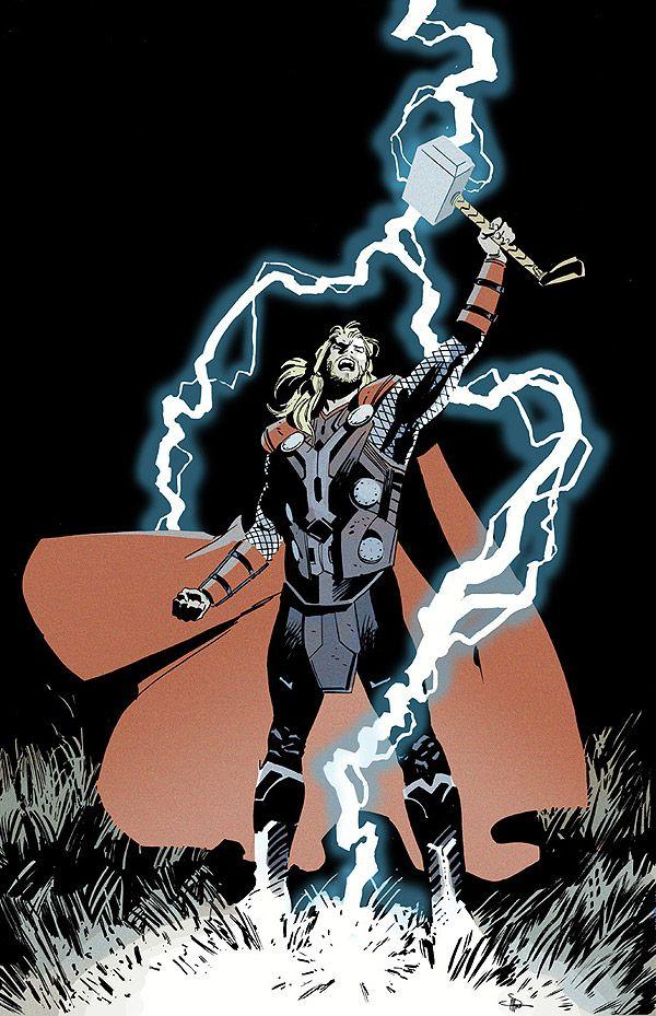 Thor - Evan Shaner