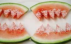 Cool party food recipes for boys #sharkweekfood Watermelon shark teeth are the perfect healthy snack for a birthday party or just hanging out watching Shark Week. Try this fresh treat today! #sharkweekfood Cool party food recipes for boys #sharkweekfood Watermelon shark teeth are the perfect healthy snack for a birthday party or just hanging out watching Shark Week. Try this fresh treat today! #sharkweekfood