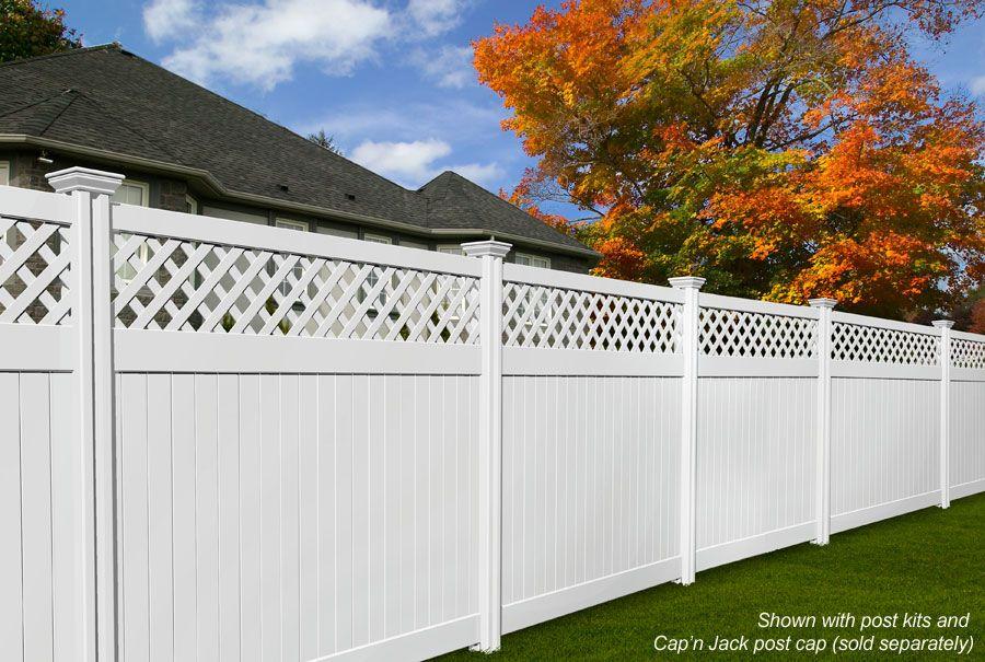 Wambam Fence Vinyl Fence Vinyl Fencing Vinyl Picket Privacy Fencing Vinyl Privacy Fence Vinyl Fence Fence Design