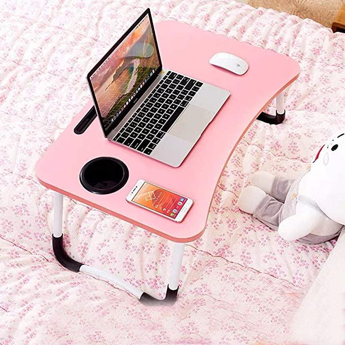 Laptop Bed Table,Notebook Table Dorm Desk,Portable Lap