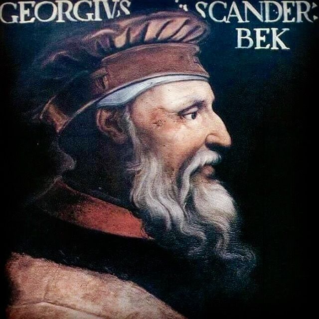 Image result for scanderbeg