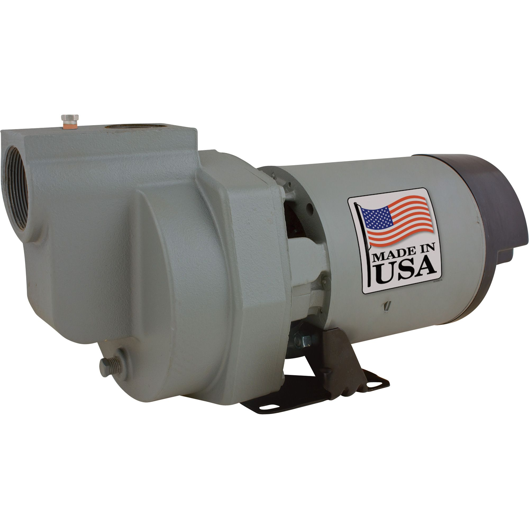 Star Water Systems SelfPriming Cast Iron Lawn Sprinkler