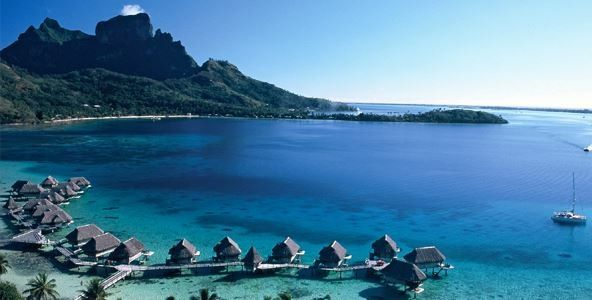 How Do You Get To Bora Bora From Los Angeles
