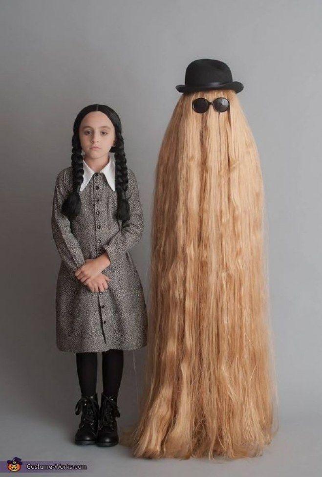 Resultado De Imagen Para Disfraz Tio Cosa Familia Addams Facil Para