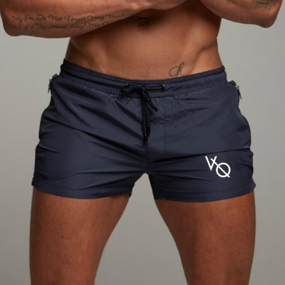 Summer Running Shorts Men Sports Jogging Fitness Shorts Quick Dry Men Swimwear Shorts Beach Pant