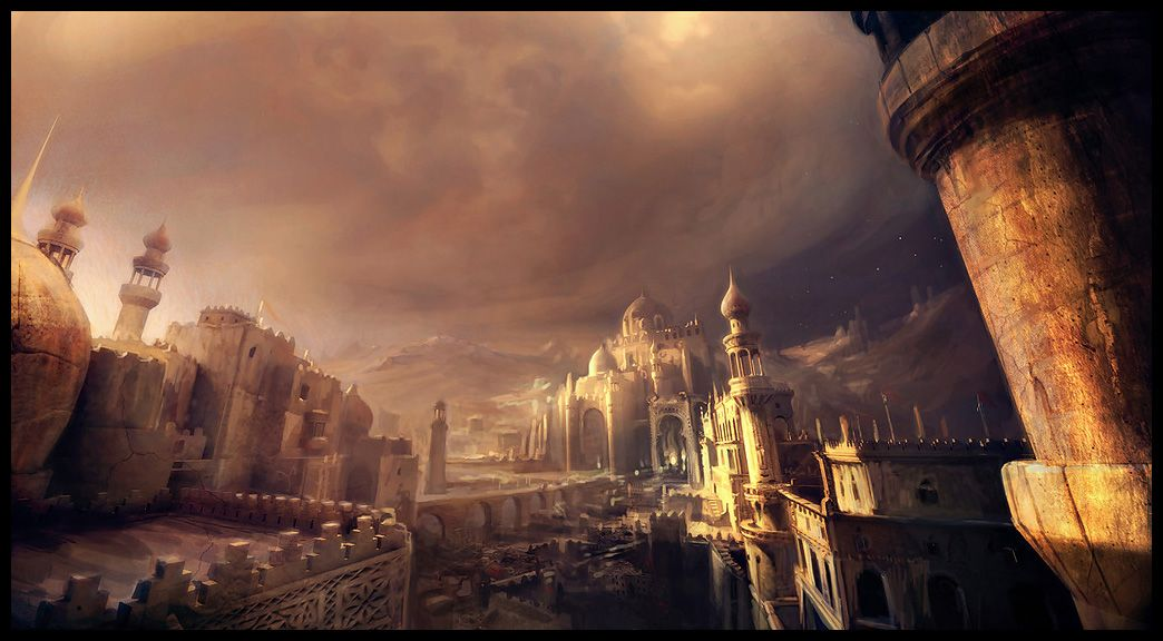 prince of persia concept art - Google Search