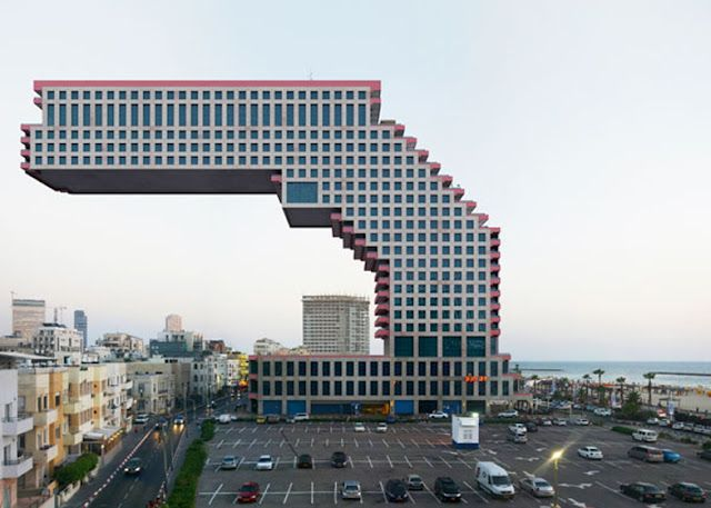 Cool And Strange Architecture Photography Victor Enrich Is A Photographer From Barcelona Who Converts Architectural And Urbanistic Photography Into Examples