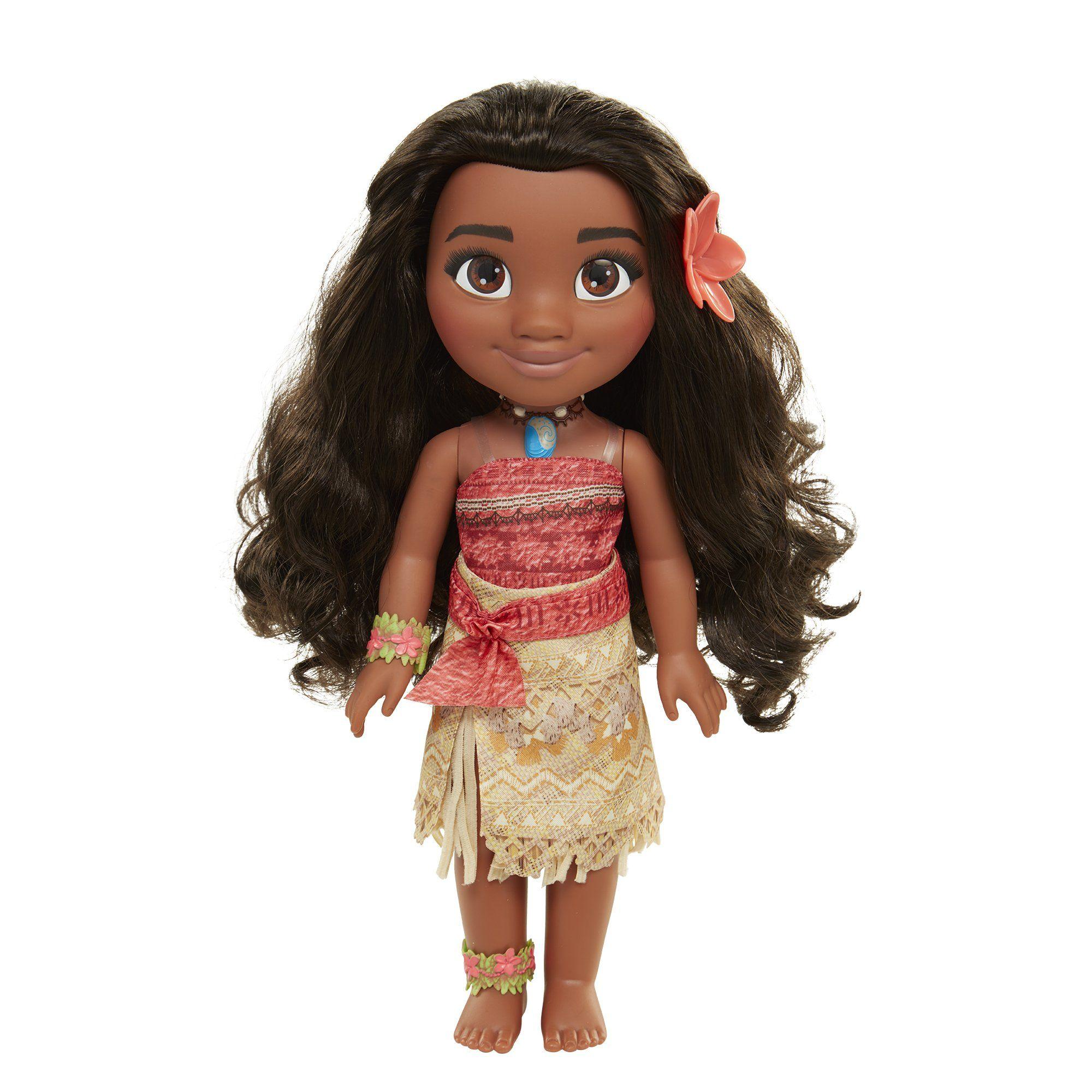 Amazon Com Disney Moana Adventure Doll 14 Inches Toys Games