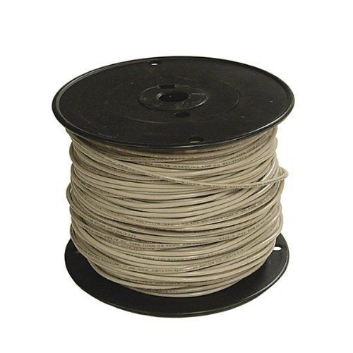 12 Wh 500 Ft Thhn Solid Wire Per 500 Ft By Essex 102 29 Mfr Essex Electric Diamond Wire Thhn Solid Strand Building Wire Gene Cable Trays Wire