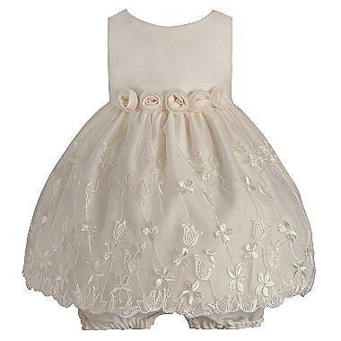 American Princess Sleeveless Dress Girls 12 24m