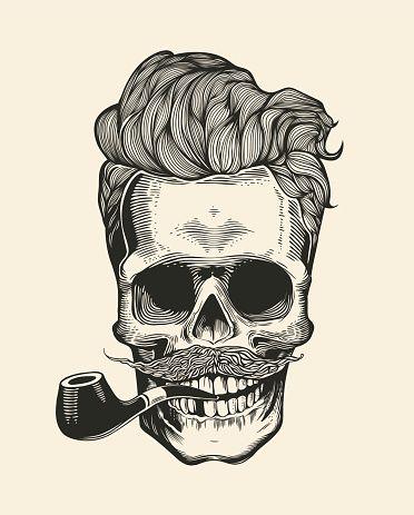 Resultado De Imagem Para Beard Silhouette Tattoos Pinterest