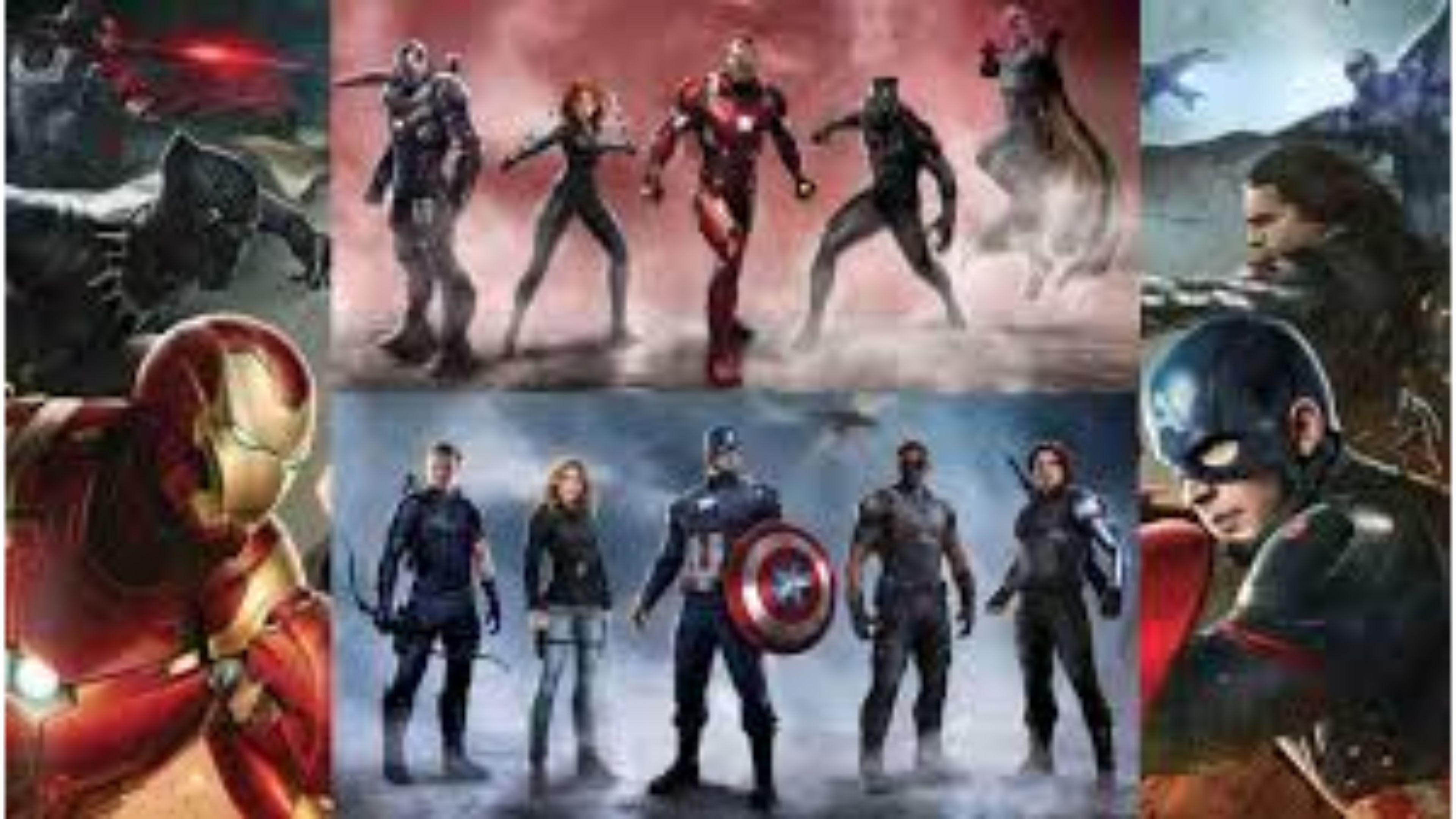 captain america civil war concept hd desktop wallpaper | wallpapers